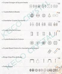 k9 crystal chandelier parts keco