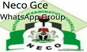 2020 Neco Gce Expo (Runs) WhatsApp Group Link | 2020 Neco Gce Runz ...