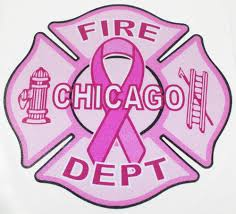 Cfd Pink Ribbon Window Decal Chicago Fire And Cop Shop