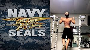 taking the u s navy seal fitness test
