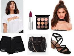 rocker chic wardrobe