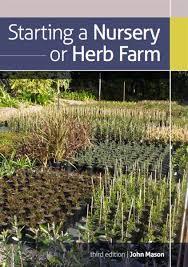 starting a nursery or herb farm