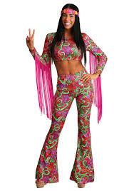 womens world peace hippie costume