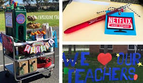 11 teacher appreciation gifts for 5 or