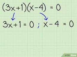 3 ways to solve quadratic equations