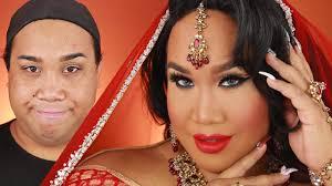 indian bridal wedding makeup tutorial