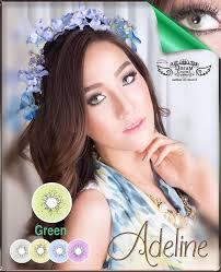Jual Softlens Dreamcon / Dream Color Adeline Green (Hijau) - Jakarta Utara  - Geo Eyes   Tokopedia
