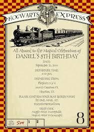 Harry Potter Party Invitations Free Printable Invitaciones De