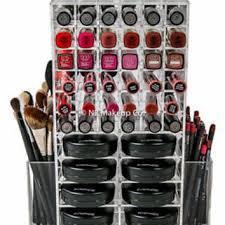 acrylic makeup organizer holder