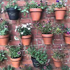 Fence Pot Holder In Plant Hangers Hooks For Sale Ebay