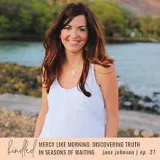 Mercy Like Morning: Kindled Podcast Interview » Jane Johnson ...