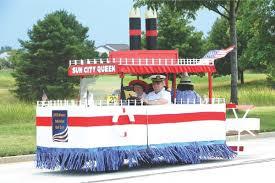 carts on parade my sunday news