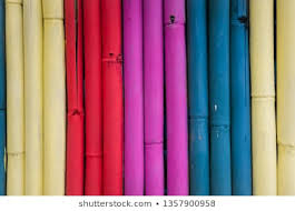 Paint Bamboo Fence Images Stock Photos Vectors Shutterstock