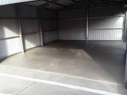 concrete garage shed floors adelaide