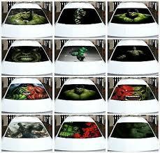 3d Transparent Car Back Rear Window Decal Vinyl Sticker Superman Iron Man 39 99 Picclick