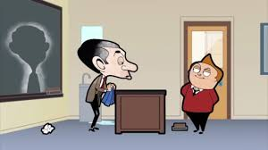 Student vs Teacher | Mr Bean Cartoon - YouTube