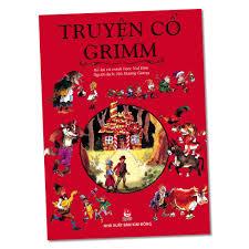 Sách - Truyện Cổ Grimm (Kim Đồng) - Tái bản 03/2019