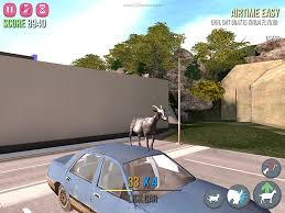 goat simulator for ios and android