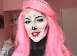makeup tutorial creepy cute