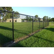 10 5 Ft L 17 Gauge Vinyl Coated Steel Chain Link Fence Top Rail In The Chain Link Fence Rails Department At Lowes Com