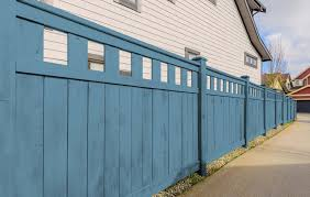 Wooden Fence Colours That Will Wow Your Neighbors