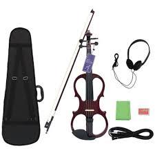 irin 4 4 electric violin maple fiddle