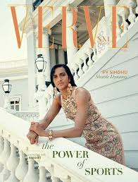 pv sindhu bees a cover but her