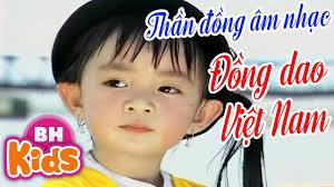 3 Tuổi bé thuộc hết bài Đồng Dao Việt Nam - Bé Xuân Mai - Thần ...