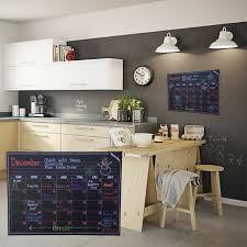 Scholastic Magnetic Calendar Wall Decal Kate Spade Large Chalkboard Art Vinyl Monthly Vamosrayos