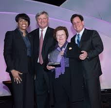 """GBC honors U.S. Senator Barbara Mikulski with Howard """"Pete"""" Rawlings Award"""