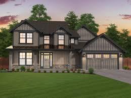 modern craftsman house plans unique
