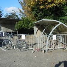 Bike Sheds At Cheltenham Railway Station Barricaded Off Gloucestershire Live