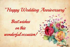 best wedding anniversary message image photos status