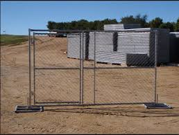 Pvc Coated Temporary Construction Fence Panels Temporary Fencing For Building Sites