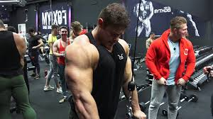 lean bulk chest tricep workout full