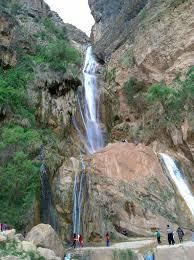 آبشار نوژیان خرم آباد-بلندترین آبشار طبیعی ایران | Natural landmarks, Waterfall, Landmarks