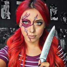 41 unique halloween makeup ideas from