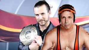 Second-generation superstar Adam Cole hopes to emerge from shadow of father  Michael