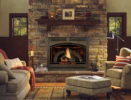 8000 series gas fireplaces