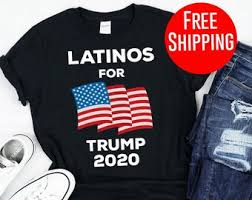 Hispanics For Trump Etsy