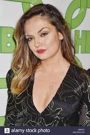 Los Angeles, CA - 06 janvier : Emily Meade assiste à HBO's deux ...