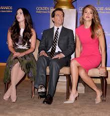 Jessica Alba, Megan Fox, Ed Helms - Jessica Alba and Megan Fox Photos - The  Golden Globe Nominations - Zimbio