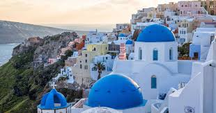 day greece itinerary santorini naxos