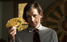 Wallpaper card, Quentin, wizards, The Magicians, Jason Ralph ...