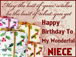 best birthday wishes for niece for facebook