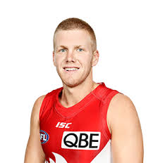 Sydney Swans Online Auctions - #4 Dan Hannebery Grand Final Run Out Tee