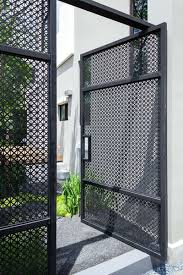 10 Creatively Simple Gate Design For Small House 2020 Update Demotix