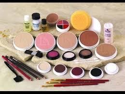 ben nye haul and review creme makeup