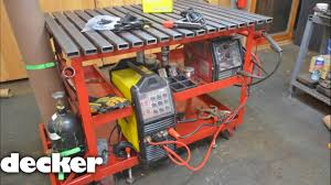 diy welding cart table ep 2 you