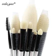 10pcs professional makeup brushes set